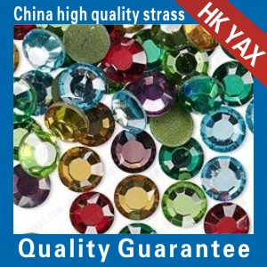 lead free iron on crystals manufacturer