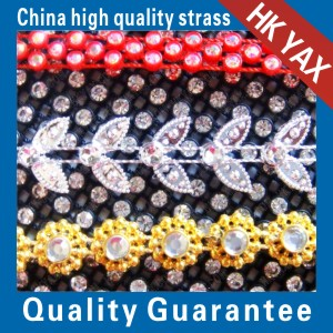 china strass trimming catalogue