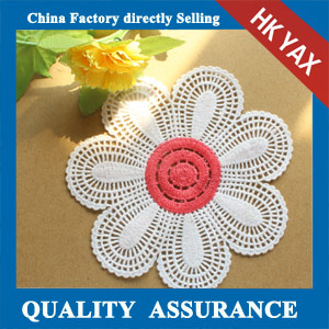 china factory water soluble lace trimming
