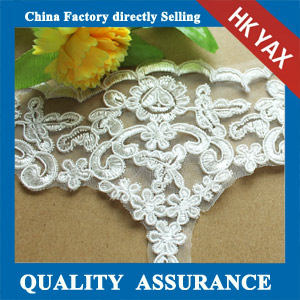 manufacturer water soluble lace trimming
