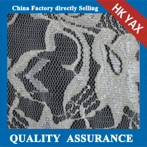YAXL 32096 lace fabric with good price