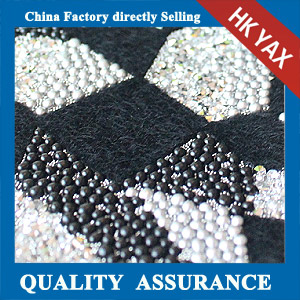 YAX-F003 Metal Bead Patches