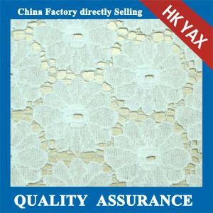 YAXL 2911 contton/nylon lace fabric