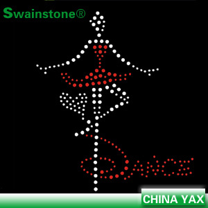 china supplier Custom design rhinestone