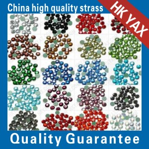 low price rhinestone crystal hotfix China