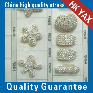 apparel accessories rhinestone fashion design