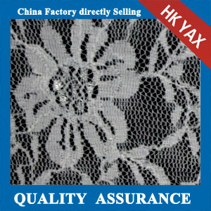 YAXL 21064 China supplier lace fabric
