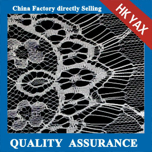 YAXL 21065 fabric lace 100%nylon