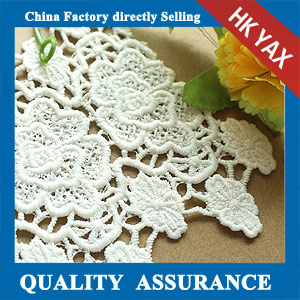 Manufactorer chemical lace trimming fabric