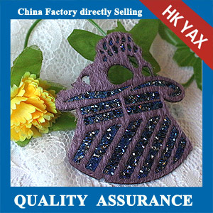 YAX-C052 high-quality hot fix crystal patch