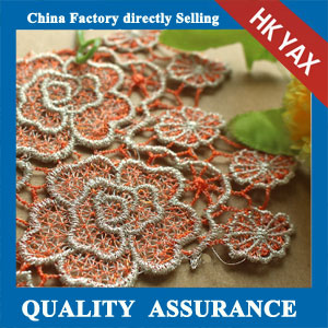 china manufactorer chemical lace trimming