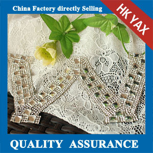 YAX-C061 rhinestone iron on patches