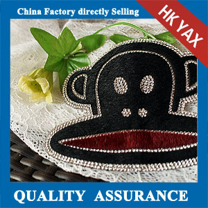 YAX-C090 Rhinestone Patches
