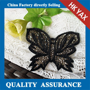 YAX-C095 rhinestone patch