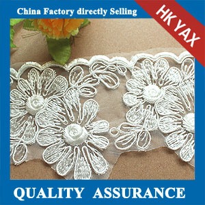 China factory chemical trimming lace
