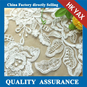 China factory water soluble lace trim wholesale