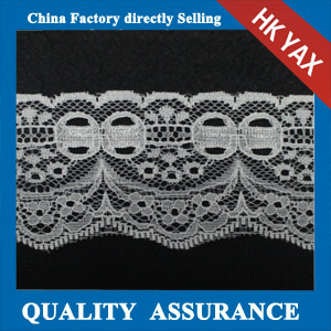YAXL 26519 lace trim polyester/nylon