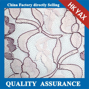 YAXL 30599 china factory lace fabric