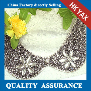YAX-D023 Collar Strass Patches
