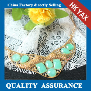 N125 Elegant necklace for girls made in china