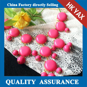 N140 Rose Charming necklace hot sale in china