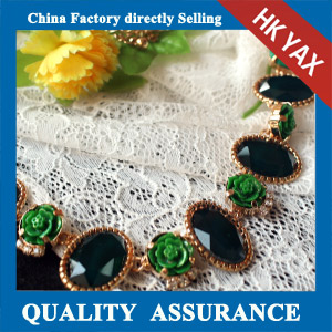 N145 flower necklace china wholesale cheap price