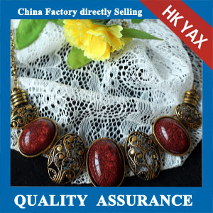 N156 beaded necklace retro design china wholesale