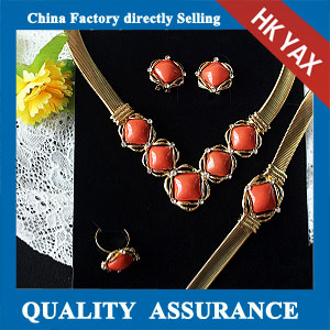 N025 resin bead necklace cheap wholesale