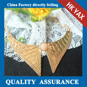 N106 wings necklace china manufacture