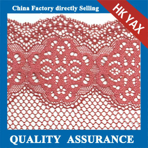 YAXL 37592 siam lace trim envronmental friendly