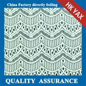 YAXL 35114 high quality macrame lace fabric
