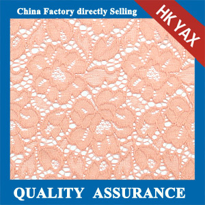 YAXL 35141 floral high quality lace fabric