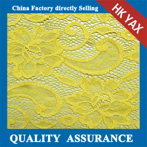 YAXL 35144 high quality guipure flower lace fabric
