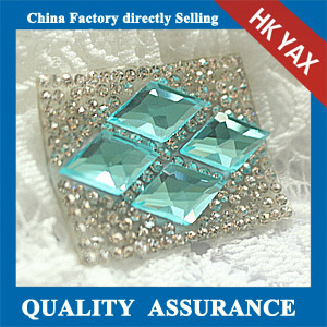 Yax-A010 Super shinny rhinestone patches