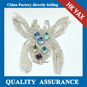 Yax-A011 China wholesale rhinestone patches
