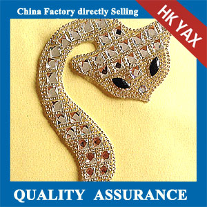 Yax-B014 Hot fix rhinestone patches