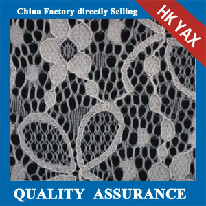 YAXL 15024 lace fabric corded design