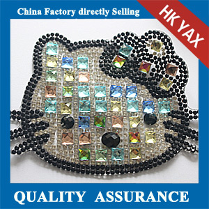 Yax-C011 China supplier chaton transfer motifs