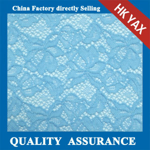 YAXL 6103 China factory lace fabric