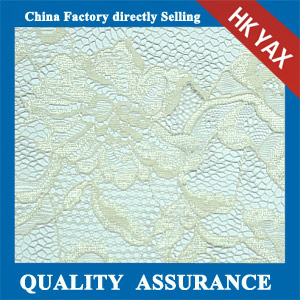 YAXL 6040 lace fabric 100% Nylon