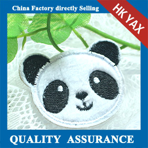 high quality embroidery patches for clothes
