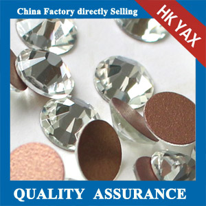 china high qualit lead free flat back rhinestone